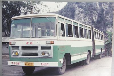 1号巡礼|从烧木炭到新能源的蜕变 龙城公交车60年迅?#22836;?#23637;