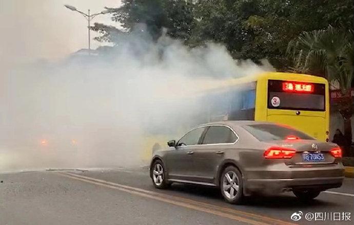 最新 四川夹江公交事故嫌疑人落网,爆炸致17人受伤!