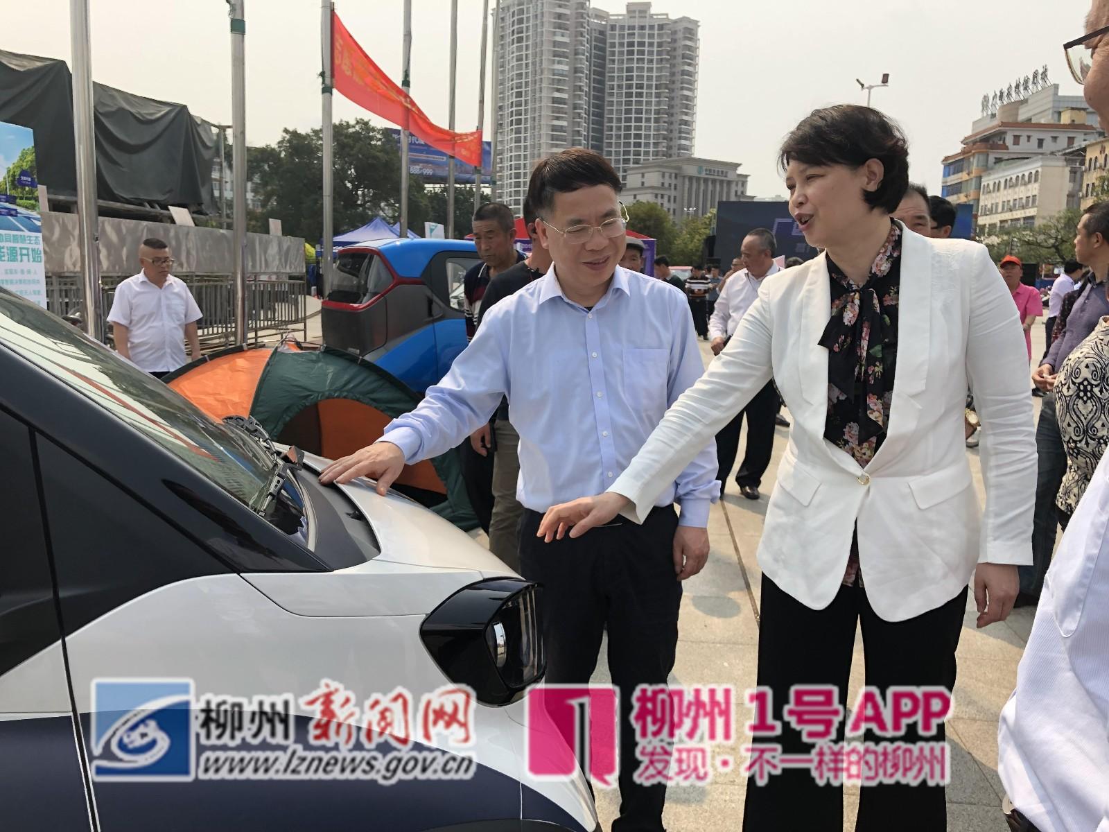 柳州新能源出租车或将布局到钦州