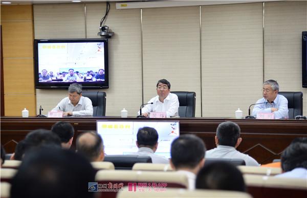 市长吴炜:审计发现的问题你不改?移交纪委监委!
