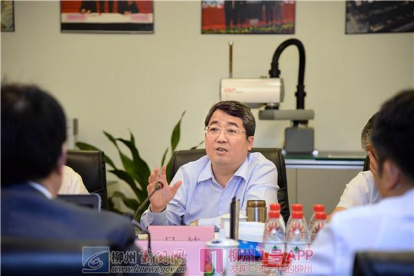 智能机器人产业要落户?市长吴炜:快来,柳州政策优惠要素齐备市场广阔!